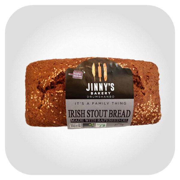 Jinny's Irish Stout Bread