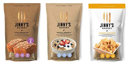 Jinny's New Products